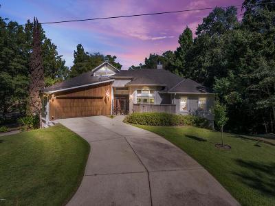 Diamondhead Single Family Home For Sale: 9332 Mohonua Pl