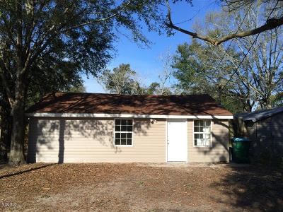 Gulfport Single Family Home For Sale: 1718 24th St