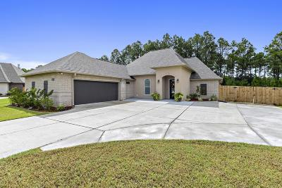 Ocean Springs Single Family Home For Sale: 12930 Hebert Cv