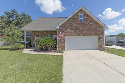 Ocean Springs Single Family Home For Sale: 7832 Rue Ramsey
