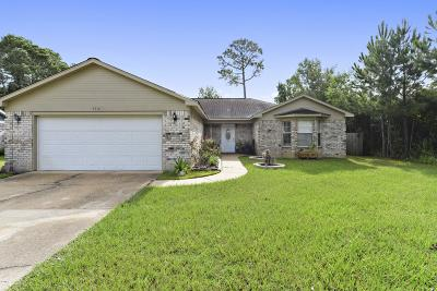 Ocean Springs Single Family Home For Sale: 3416 N 7th St
