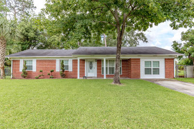Ocean Springs Single Family Home For Sale: 6221 Shelly Dr