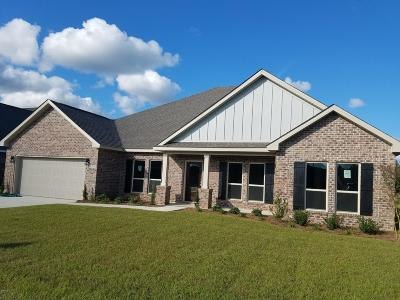 Ocean Springs Single Family Home For Sale: 6560 Sugarcane Cir