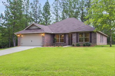Saucier Single Family Home For Sale: 19586 Benson Pl