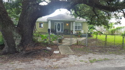 Bay St. Louis Single Family Home For Sale: 516 Old Spanish Trl