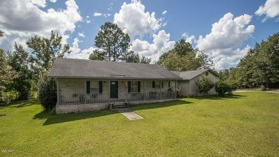 Gulfport Single Family Home For Sale: 14132 Lumpkin Rd