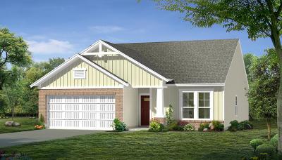 Diamondhead Single Family Home For Sale: 7414 Kaleki Way