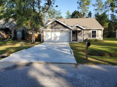 Diamondhead Single Family Home For Sale: 8416 Kaleki Way