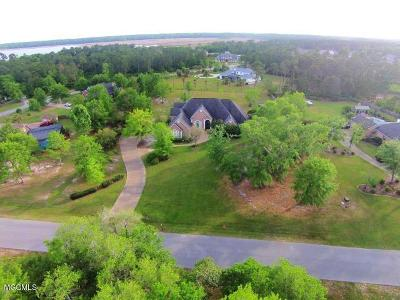 Ocean Springs MS Single Family Home For Sale: $775,000