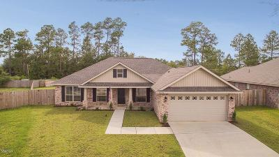 Gulfport MS Single Family Home For Sale: $189,900