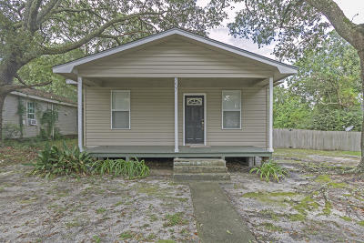 Gulfport Single Family Home For Sale: 2607 18th Ave