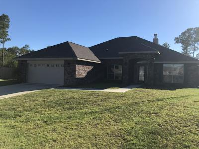 Gulfport Single Family Home For Sale: 14658 Canal Pl