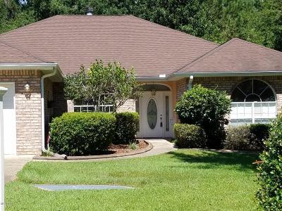 Diamondhead Single Family Home For Sale: 7914 Apaki Pl