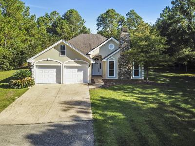 Gulfport Single Family Home For Sale: 10840 E Taylor Rd