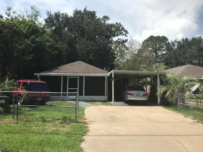 Gulfport Single Family Home For Sale: 1601 42nd Ave