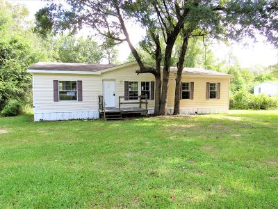 Gulfport Single Family Home For Sale: 21548 Crown Rd