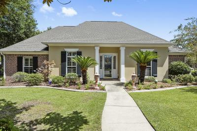 Biloxi Single Family Home For Sale: 422 Leblanc Cv