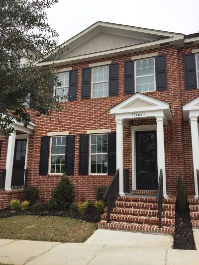 Biloxi Condo/Townhouse For Sale: 12668 Amory Ave #B