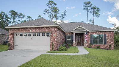 Ocean Springs Single Family Home For Sale: 1000 Cardinal Cv