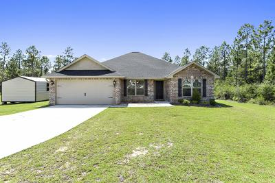 Saucier Single Family Home For Sale: 21609 W Edgewood Dr