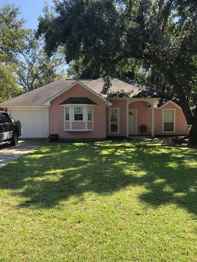 Ocean Springs Single Family Home For Sale: 1508 Brown St