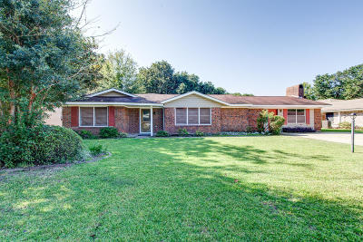 gulfport Single Family Home For Sale: 15433 N Parkwood Dr