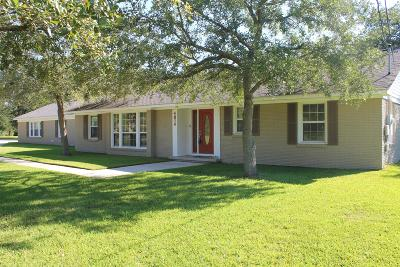 Gulfport Single Family Home For Sale: 4814 Jefferson Ave
