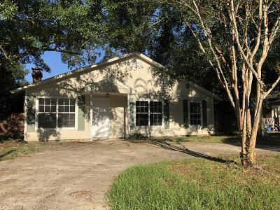 Ocean Springs Single Family Home For Sale: 1529 S 10th St