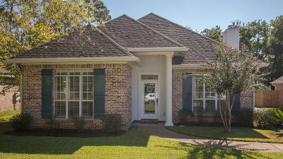 Biloxi MS Single Family Home For Sale: $244,900