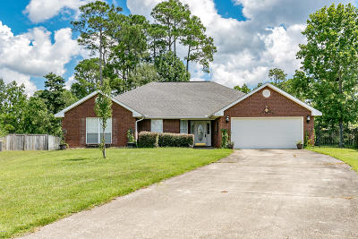Ocean Springs Single Family Home For Sale: 3414 Hermitage Ct