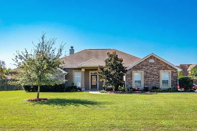 Ocean Springs Single Family Home For Sale: 6213 Savanna Dr