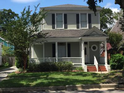 Gulfport Single Family Home For Sale: 1229 31st Ave