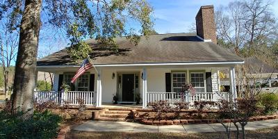 Ocean Springs Single Family Home For Sale: 3716 Cabildo Pl