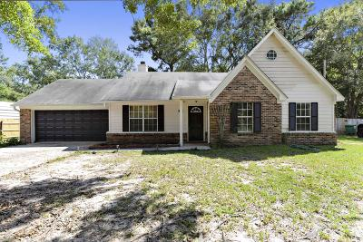 Biloxi MS Single Family Home For Sale: $134,900