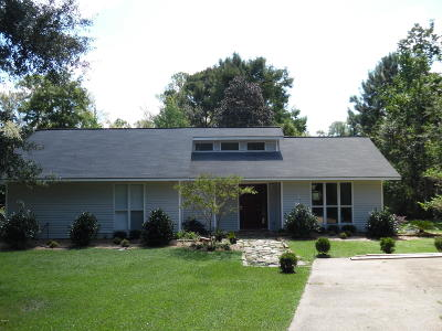 gulfport Single Family Home For Sale: 10471 Riverroad Dr