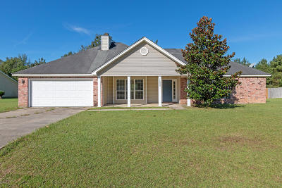 gulfport Single Family Home For Sale: 13009 Sweetwater Trl