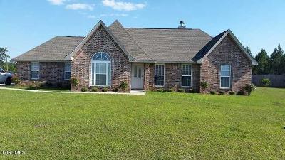 Ocean Springs Single Family Home For Sale: 3130 Village Cir