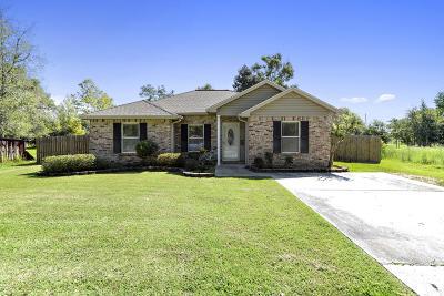 Waveland Single Family Home For Sale: 108 Venus St