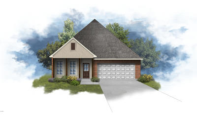 Biloxi MS Single Family Home For Sale: $219,020