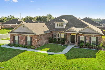 Gulfport Single Family Home For Sale: 10431 Sweet Bay Dr