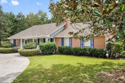Diamondhead Single Family Home For Sale: 8359 Makiki Dr