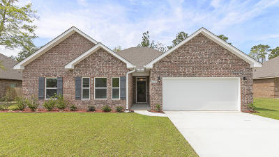 Gulfport Single Family Home For Sale: 10554 Sweet Bay Dr