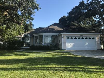 Pass Christian Single Family Home For Sale: 420 E 2nd St