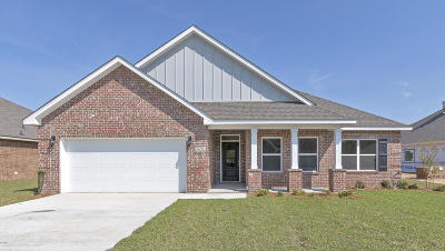 Gulfport Single Family Home For Sale: 10536 Sweet Bay Dr