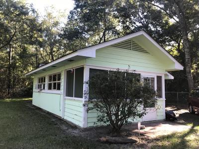 Ocean Springs Single Family Home For Sale: 624 Plum St