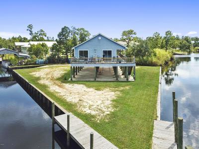 Bay St. Louis Single Family Home For Sale: 4126 Mallard St