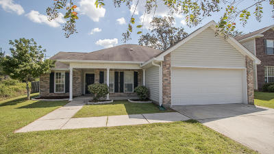 Biloxi MS Single Family Home For Sale: $184,900