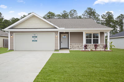 Gulfport Single Family Home For Sale: 13424 Willow Oak Cir