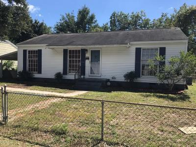 Biloxi MS Single Family Home For Sale: $79,900