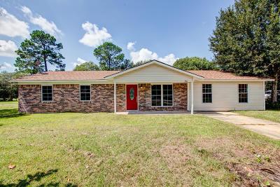 Biloxi MS Single Family Home For Sale: $145,000